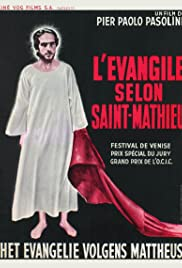 The Gospel According to St. Matthew (1964) Poster - Movie Forum, Cast, Reviews