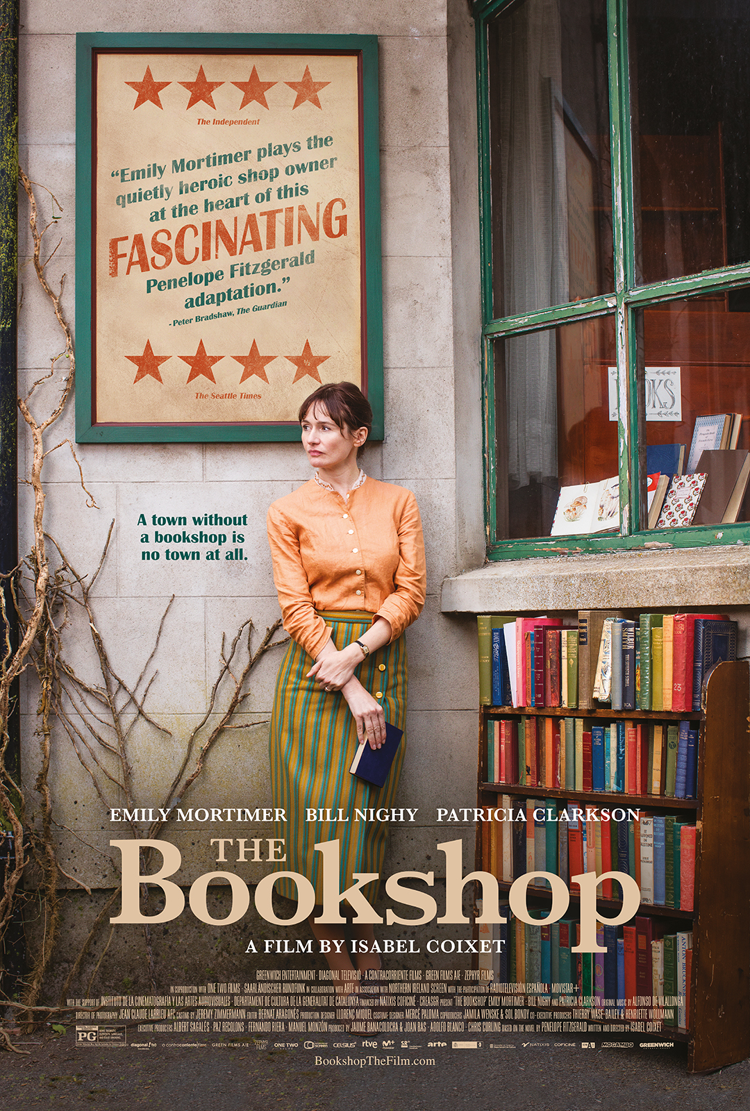 the bookshop of yesterdays audio