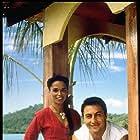 Rowena King and Rene Naufahu in Tales of the South Seas (1998)