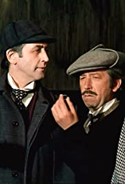 Sherlock Holmes and Dr. Watson: Bloody inscription Poster - Movie Forum, Cast, Reviews