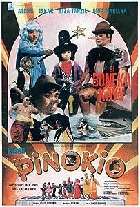 English movie 2016 free download Si boneka kayu, Pinokio [HDRip]