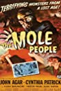 The Mole People (1956) Poster