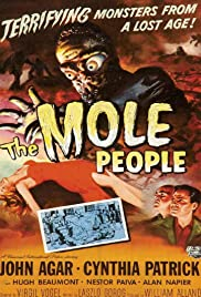 The Mole People (1956) 1080p