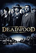 Brad Dourif, Powers Boothe, Paula Malcomson, Ian McShane, Timothy Olyphant, Molly Parker, and Robin Weigert in Deadwood (2004)
