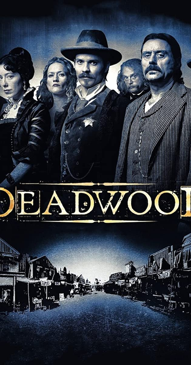 Deadwood Tv Series 20042006 Deadwood Tv Series 2004