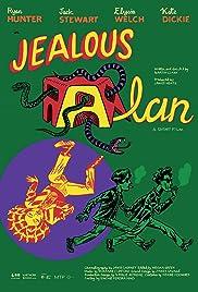 Jealous Alan Poster