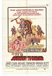 Journey to Shiloh Poster