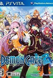 Demon Gaze Poster