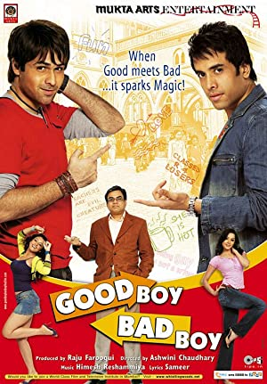 Comedy Good Boy, Bad Boy Movie