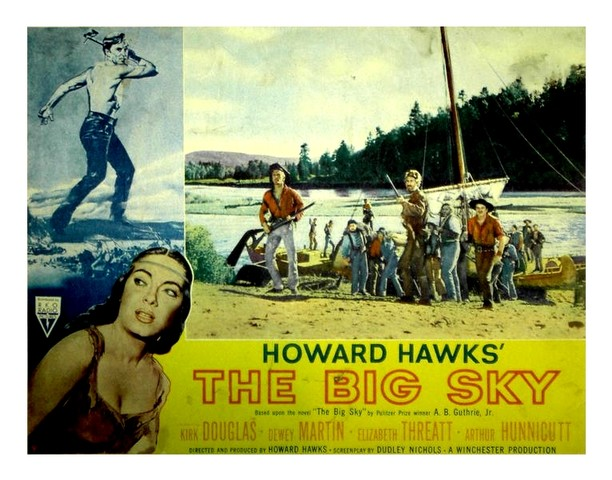 Image result for the big sky 1952 images