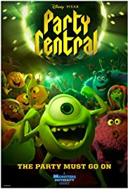 Party Central (2014) Poster - Movie Forum, Cast, Reviews