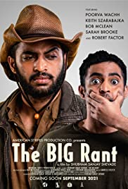 The Big Rant Poster