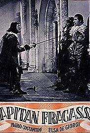 Captain Fracassa Poster