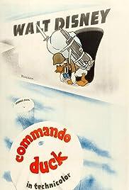 Commando Duck(1944) Poster - Movie Forum, Cast, Reviews