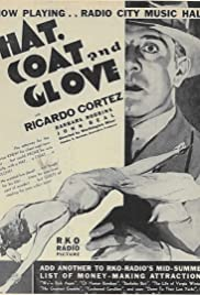 Hat, Coat, and Glove Poster