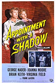 Appointment with a Shadow Poster