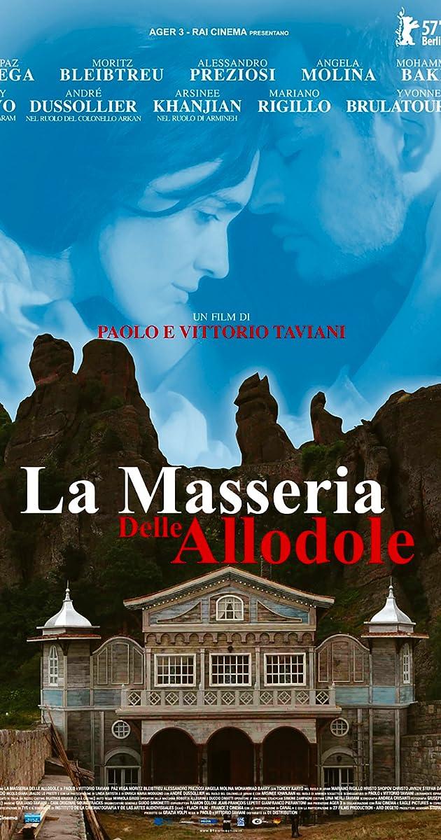 La masseria delle allodole (2007) - IMDb