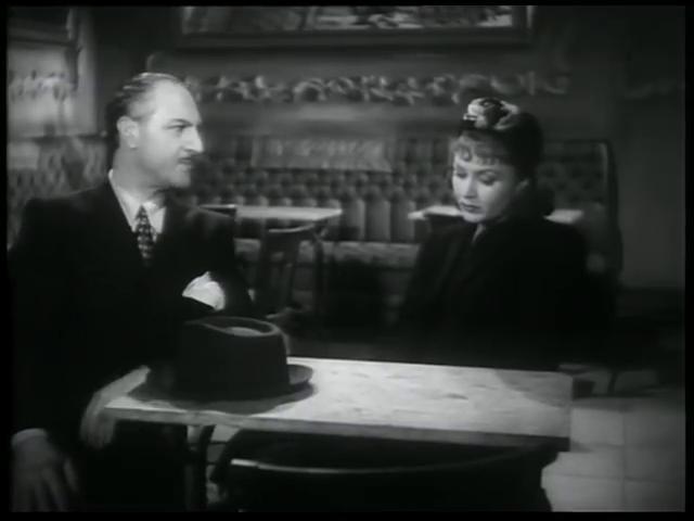 Paola Barbara and Piero Carnabuci in La peccatrice (1940)
