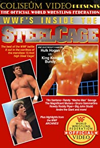 Primary photo for WWF's Inside the Steel Cage