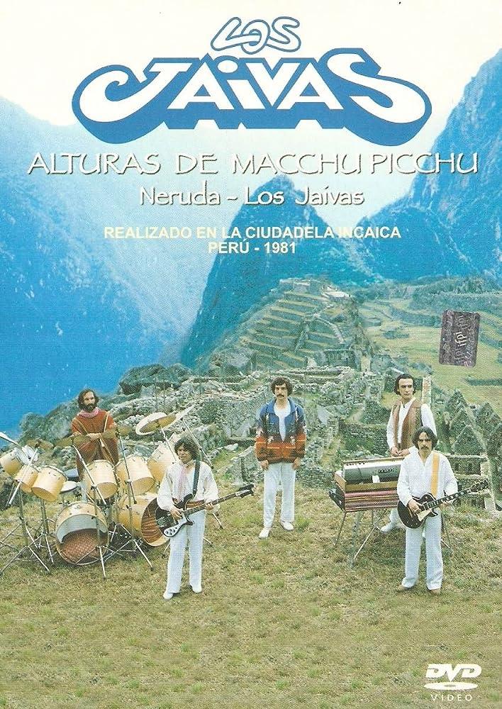 Resultado de imagen para Los Jaivas - Alturas de Machu Picchu (1981)