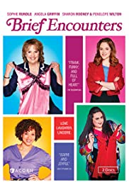 Brief Encounters Poster - TV Show Forum, Cast, Reviews