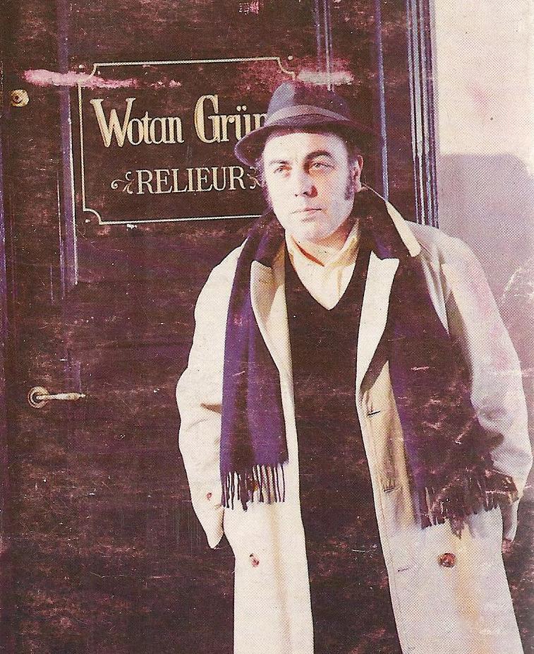 Le crime de la maison Grün ((1984))