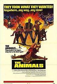 The Animals(1970) Poster - Movie Forum, Cast, Reviews