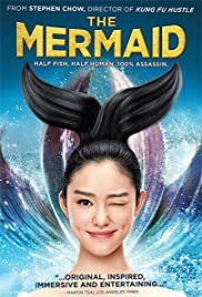 The Mermaid (2016) Mei ren yu 1080p