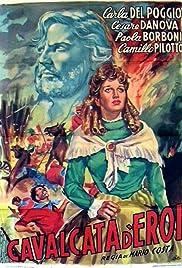 Cavalcata d'eroi Poster