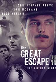 Christopher Reeve in The Great Escape II: The Untold Story (1988)