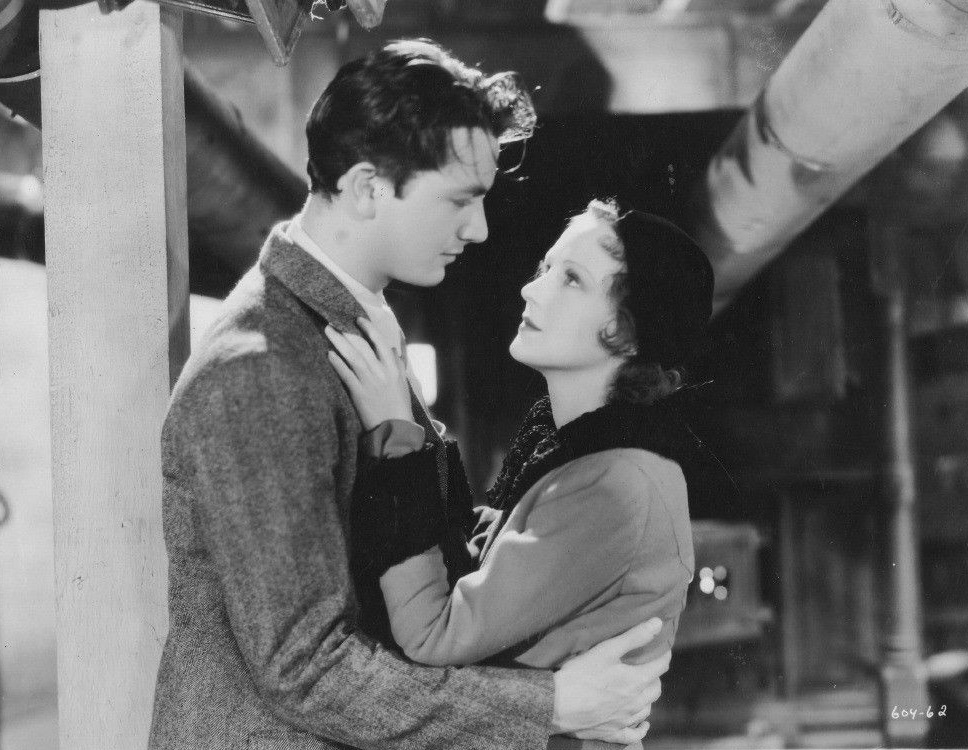 Robert Young and Dorothy Jordan in The Wet Parade (1932)