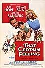 That Certain Feeling (1956) Poster