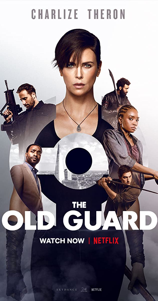 The Old Guard (2020) [1080p] [WEBRip] [5.1] [YTS.MX]