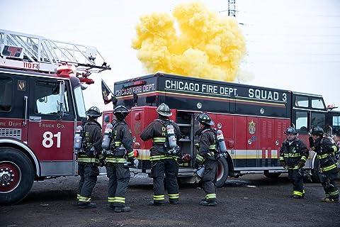 Chicago Fire 8×20 – Campana original de los 51