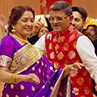 Neena Gupta and Gajraj Rao in Badhaai ho (2018)