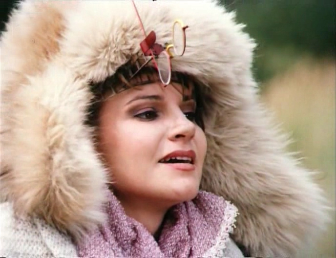 Lyudmila Artemeva in Ostrov rzhavogo generala (1988)