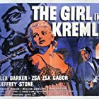 Lex Barker, Zsa Zsa Gabor, and Jeffrey Stone in The Girl in the Kremlin (1957)