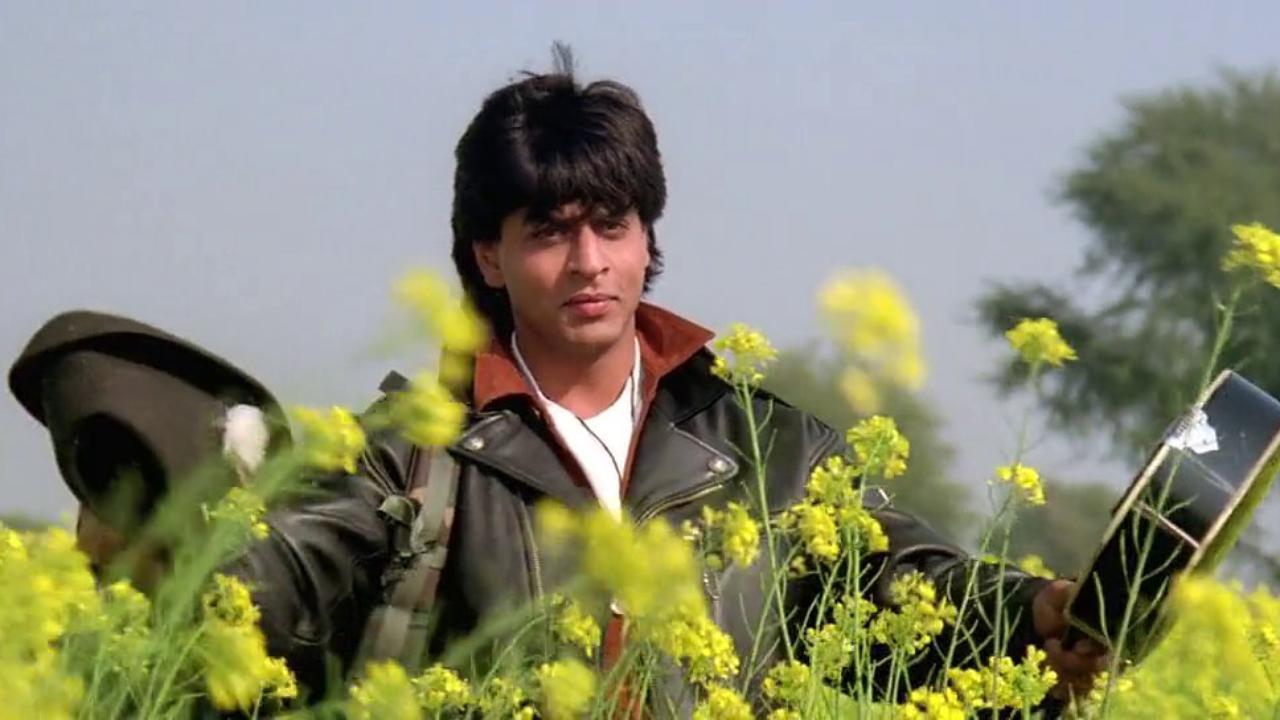 Image result for ddlj shahrukh khan
