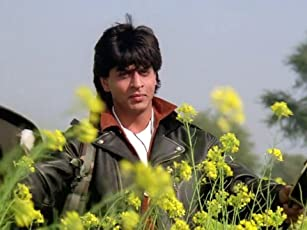 Shah Rukh Khan in The Big-Hearted Will Take the Bride Away (1995)