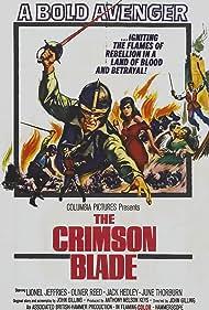 The Scarlet Blade Poster - Movie Forum, Cast, Reviews