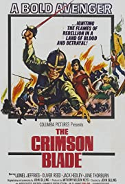 The Crimson Blade (1963) Poster - Movie Forum, Cast, Reviews
