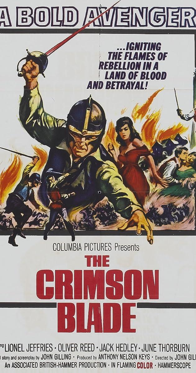 Subtitle of The Crimson Blade