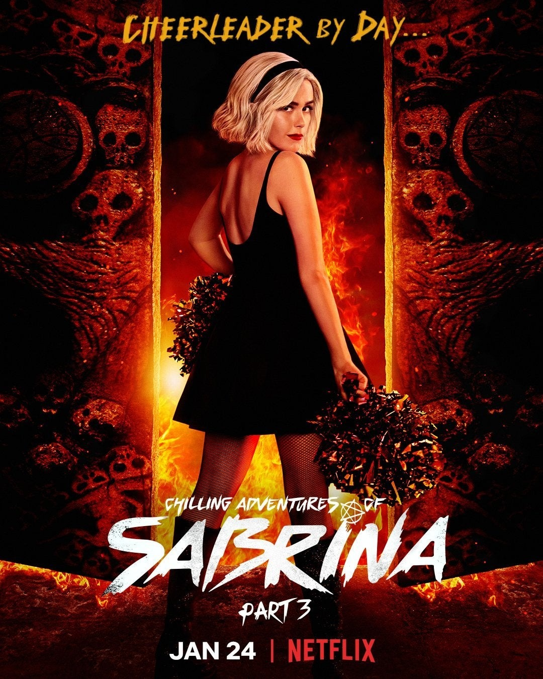 Chilling Adventures of Sabrina (2020) S03 Complete – [Hindi+English] – 720p | 480p NF.WEB-DL x264 AAC