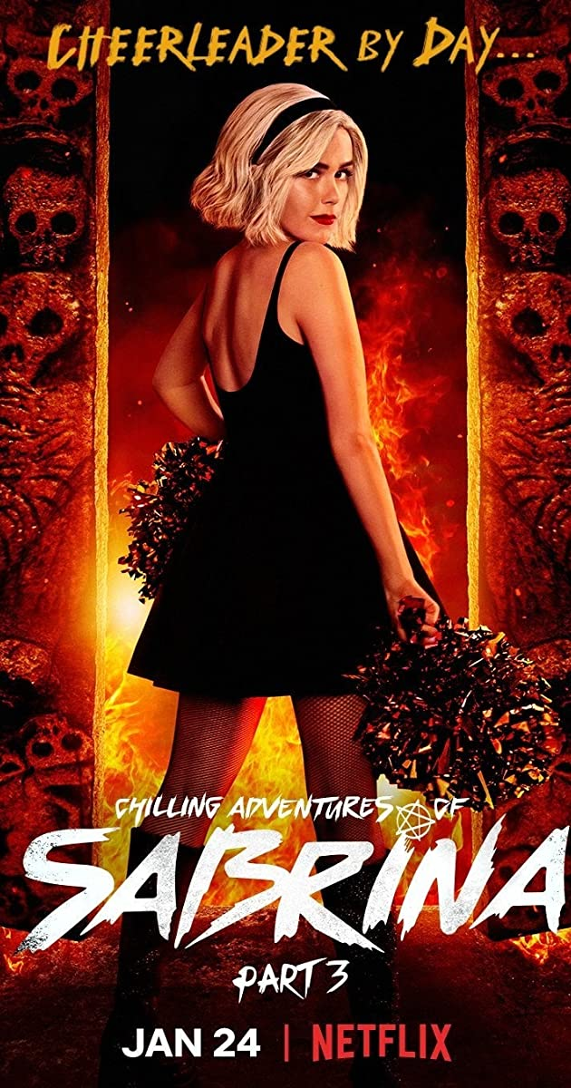 descarga gratis la Temporada 1 de Chilling Adventures of Sabrina o transmite Capitulo episodios completos en HD 720p 1080p con torrent