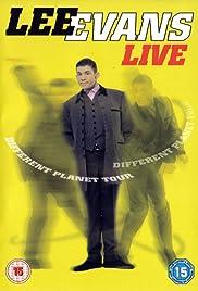 Lee Evans Live: The Different Planet Tour(1996) Poster - Movie Forum, Cast, Reviews