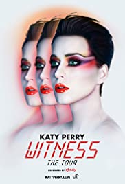 Katy Perry Live: Witness World Wide Poster