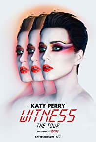 Primary photo for Katy Perry Live: Witness World Wide