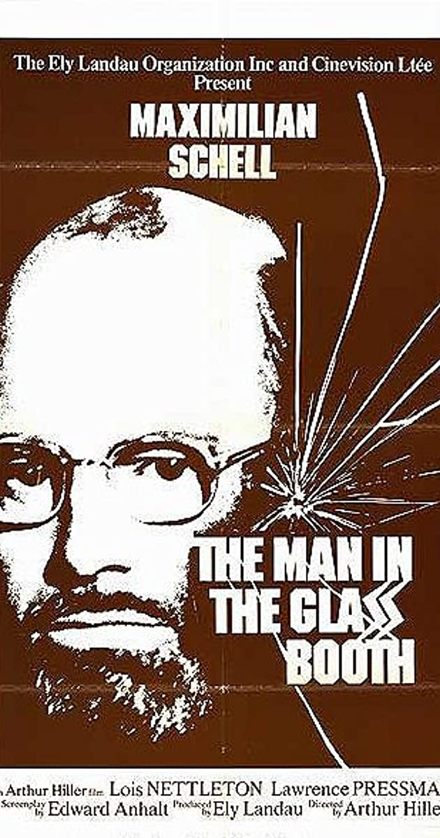 The Man In The Glass Booth 1975 Imdb