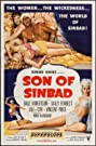 Son of Sinbad (1955) Poster