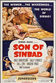 Son of Sinbad (1955) Poster - Movie Forum, Cast, Reviews